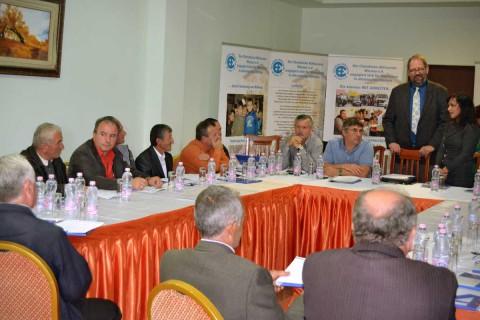 Kommunalpolitisches Seminar mit der Konrad-Adenauer-Stiftung in Pogradec