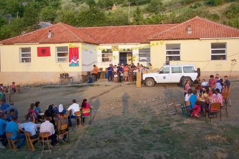 Dorffest in Holtas