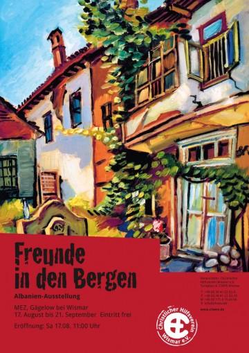 Ausstellung Plakat
