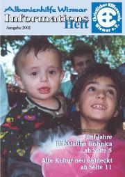 Albanienheft 2002