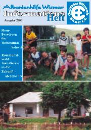Albanienheft 2003