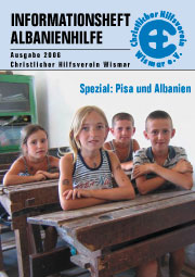Albanienheft 2006