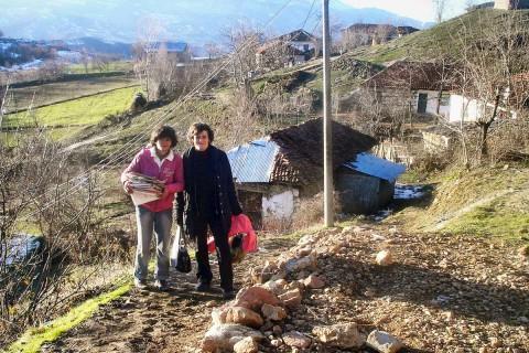 Armut in Europa: Besuch bei einer Familie im Osten Albaniens