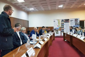 Seminar von CHW, Konrad-Adenauer-Stiftung und der Stadtverwaltung Pogradec