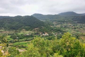 Ankunft in Bishnica