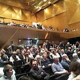 Internationales Publikum