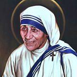 Heilige Mutter Teresa