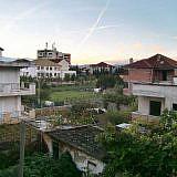 Pogradec, der erste Morgen in Albanien