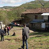 Besuch bei einer extrem armen Familie in Somotine