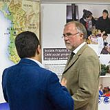Gespräch mit Eduart Kapri, Bürgermeister von Pogradec