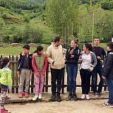 Im Internat Bishnica leben zur Zeit 25 Kinder