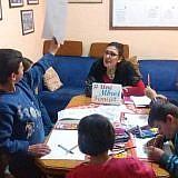 Die Betreuung tut den ehemaligen Straßenkindern gut