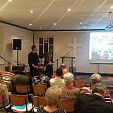 Albanien-Vortrag in der Elim-Gemeinde