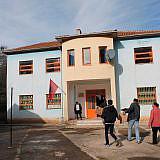 Renoviert: Die Schule von Slatinë