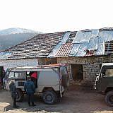 Nicht renoviert: Die Schule von Kriçkovë