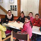 Für die thematische Arbeit haben sich Kleingruppen bewährt