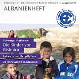 Albanienheft 2017