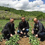 Landwirtschaftsprojekt der DA