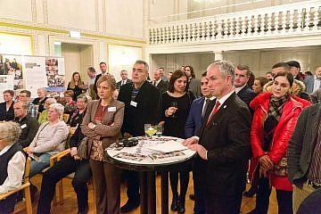 5. Februar: CHW Jahresempfang im Wismarer Rathaus