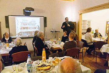 21. Januar 2017: Ehrenamtsfeier im Wismarer Vereinshaus