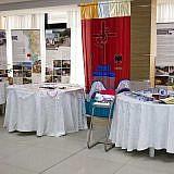 Die CHW-Ausstellung informierte über die Arbeit von CHW und DA