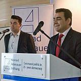 Beitrag von Eduart Kapri, Bürgermeister der Stadt Pogradec
