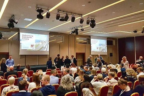 NOVASOL-Tagung in Dubrovnik, Kroatien