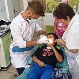 Besuch beim Zahnarzt in Pogradec