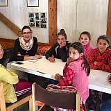 Thematische Arbeit in der Kleingruppe