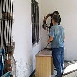 Beginn der Bauarbeiten