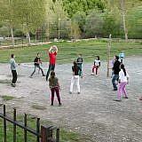 Sport auf dem Schulhof