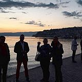 Abendspaziergang in Ohrid