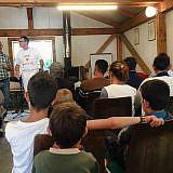 Gottesdienst in Bishnica