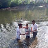 Taufe in Buzaishtë