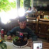 Geburtstagsfeier für Azem