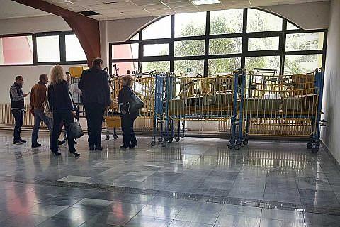 Krankenhausbetten für Ohrid