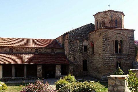Sveti Sovia in Ohrid