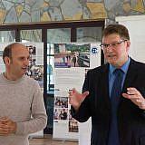 Uwe Heimowski berichtet von seiner Irak-Reise
