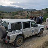 … geht die Fahrt weiter nach Bishnica