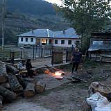 Abendstimmung in Bishnica