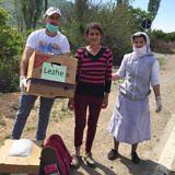 Corona-Hilfe in Lezha