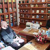 Besuch in der Stadtbibliothek