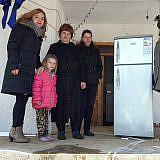 Kühlschränke für arme Familien