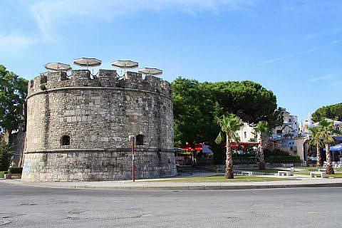 Im Stadtzentrum von Durrës