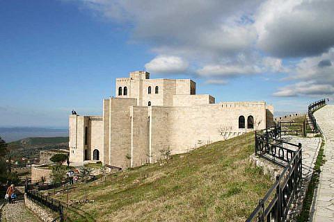 Skanderbeg-Museum in Kruja