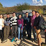 Zu Besuch in Bishnica