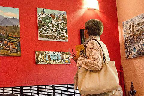 10. September: Tag des offenen Denkmals im Vereinshaus, mit Gästen aus Nordmazedonien und vielen interessierten Besuchern
