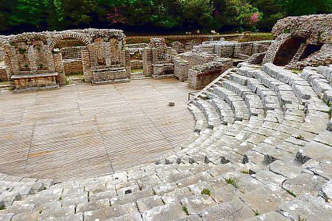 Historische Stätten von Butrint