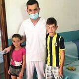 Kinder-Zahnarzt-Projekt