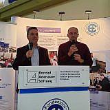 Vortrag Sotiraq Mangëri, Pogradec
